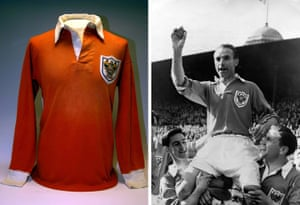 National football museum: Blackpool shirt won by Sir Stanley Matthews