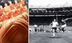 National football museum: The ball from the 1966 final