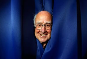 Picture Desk Live: Professor Peter Higgs