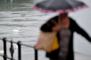 Rain: Severe Flooding Warnings on the River Ouse