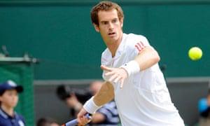Andy Murray Wimbledon semi-final