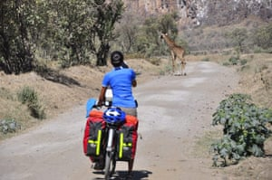 Cycle Africa: Cycle Africa 13