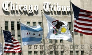 Chicago Tribune offices