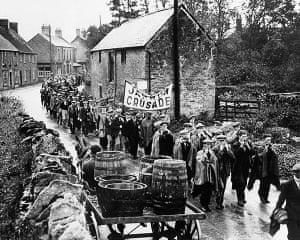 1936: Jarrow March