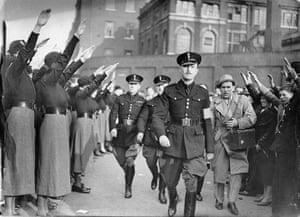 1936: Oswald Mosley