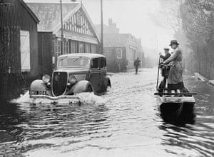 1936: Floods In The UK