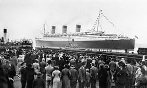 1936: Queen Mary