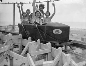 1936: Skegness Fairground