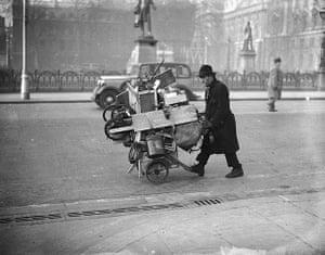 1936: Westminster Tramp