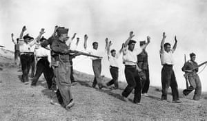 1936: Surrender of Republican Fighters