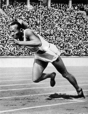 1936: Jesse Owens