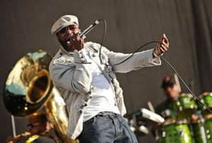 Wireless festival: Black Thought of The Roots performs on Saturday