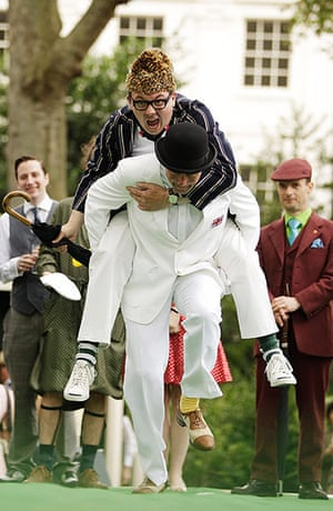 Chap Olympiad 2012: The Butler Racing event