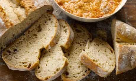 Sopako (Basque soup bread)