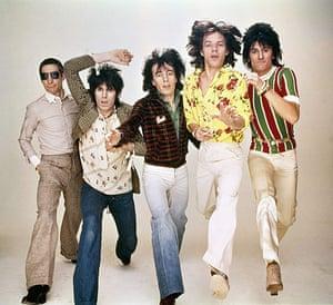 Rolling Stones: European tour, 28 April - 23 June 1976