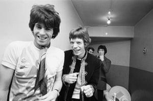 Rolling Stones: Backstage at the London Palladium, 22 January 1967