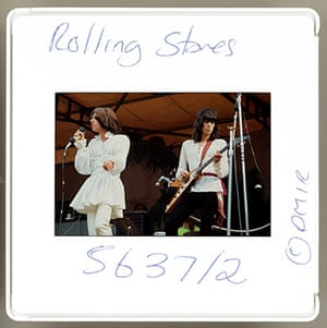 Rolling Stones: Rolling Stones in Hyde Park, 5th July 1969
