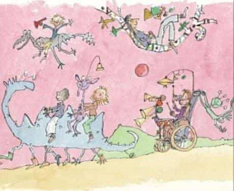 Quentin Blake Welcome to Planet Zog