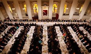 Bank of England Governor Mervyn King at Mansion House