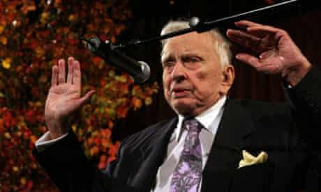 Gore Vidal has died aged 86