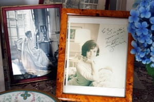 Gore Vidal obituary: 2004: A portrait of Jacqueline Kennedy and a portrait of Greta Garbo