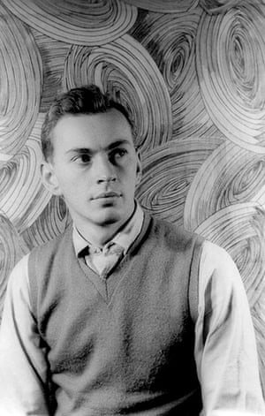 Gore Vidal obituary: 1948: Gore Vidal, author, photographed by Carl Van Vechten
