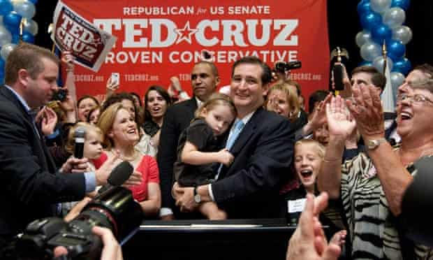 Ted Cruz, Heidi Cruz