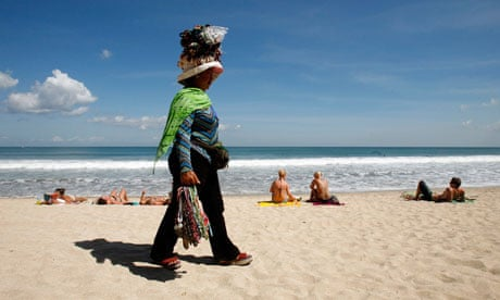 W Bali Beach Beauty of Bali under threat from pressures of mass tourism | World ...