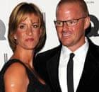 Heston Blumenthal and wife Zanna