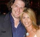 MARCO PIERRE WHITE AND WIFE MATTI