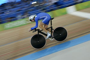 Wiggo Olympic medals : Wiggins takes gold in the Men's Individual Pursuit