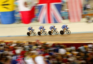 Wiggo Olympic medals : Team GB win silver in the team pursuit