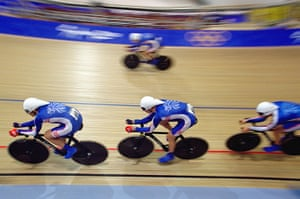 Wiggo Olympic medals : Great Britain team pursuit