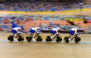 Wiggo Olympic medals : Team Pursuit