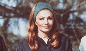 Iran's former queen Farah Pahlavi in 1979