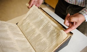 Bodleian library's Shakespeare First Folio