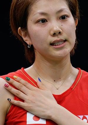 Nail art: Japan's Reiko Shiota