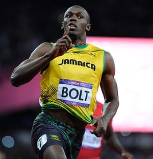 Top Ten: Usain Bolt wins the men's 100m