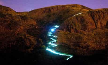 Speed of Light, Edinburgh