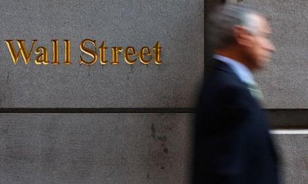 USA - Business - Wall Street