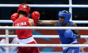 LONDON 2012 OLYMPIC GAMES, BOXING, WOMENS FLY 48-51KG