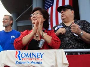 Republicans in Norfolk, Virginia