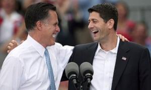Romney announces Paul Ryan