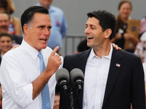 Mitt Romney corrects his mistake in introducing Paul Ryan