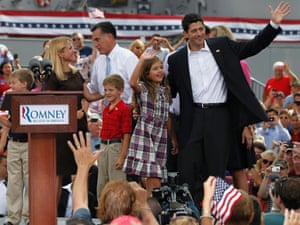 Paul Ryan with family