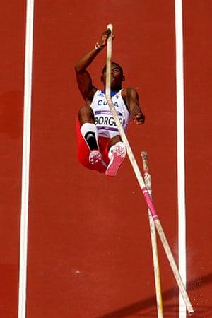 blunders gallery: BESTPIX Olympics Day 12 - Athletics