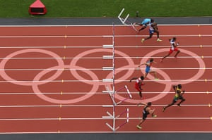 blunders gallery: Olympics Day 11 - Athletics