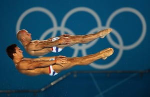 graeme best pics: Tom Daley and Peter Waterfield