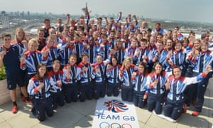 Team GB's Olympic medalists