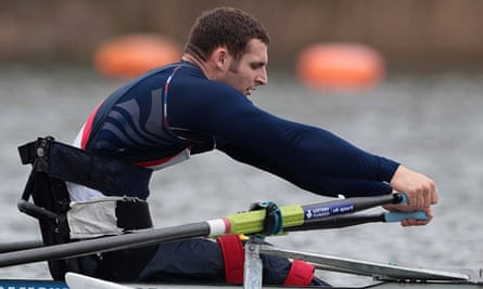 Adaptive rowers train for London 2012 Paralympic Games